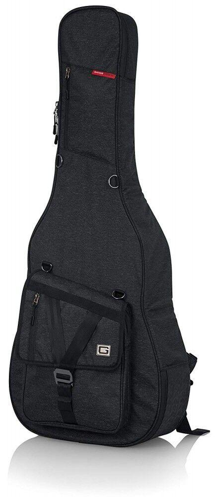 GATOR Transit Series Carrying Bag For Acoustic Guitar GT-ACOUSTIC-BLK Japan NEW