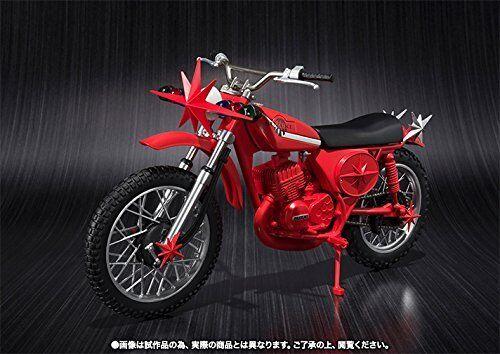 Nuovo Japan BANDAI S.H.Figuarts Masked Kamen Rider STRONGER BIKE: KABUTOLAW