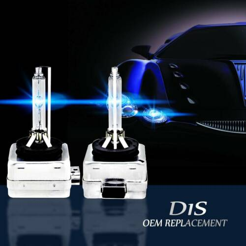 2Pcs D1S//D2S//D4R//D4S//D1R 12V 35W Auto Car Xenon HID Birnen Scheinwerfer Headlamp