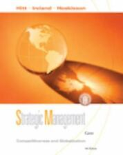 Strategic Management: Competitiveness and Globalization, Cases (Strate-ExLibrary