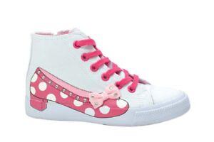 Caricamento dell immagine in corso LULU-039-Sneakers-scarpe-bambina -bianco-mod-DOLLY e26192bae59