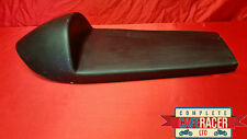 JUNIOR MANX STYLE CAFE RACER SEAT IN BLACK