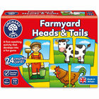 Orchard Toys Farmyard Heads and Tails Oc018
