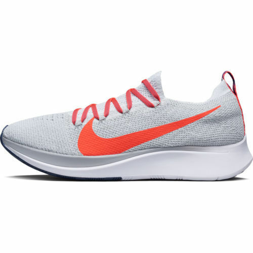 buy online 0d356 5ce50 Nike Zoom Fly 2 Flyknit Mens Platinum Training Running Shoe AR4561-044 Size  15