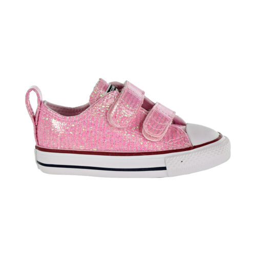 Converse Chuck Taylor All Star 2V Ox Toddler/'s Shoes Pink Foam 763550C