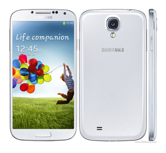 Unlocked Teléfono MOVIL Samsung Galaxy S4 GT-I9500 - 16GB 13.0MP GPS NFC -Blanco