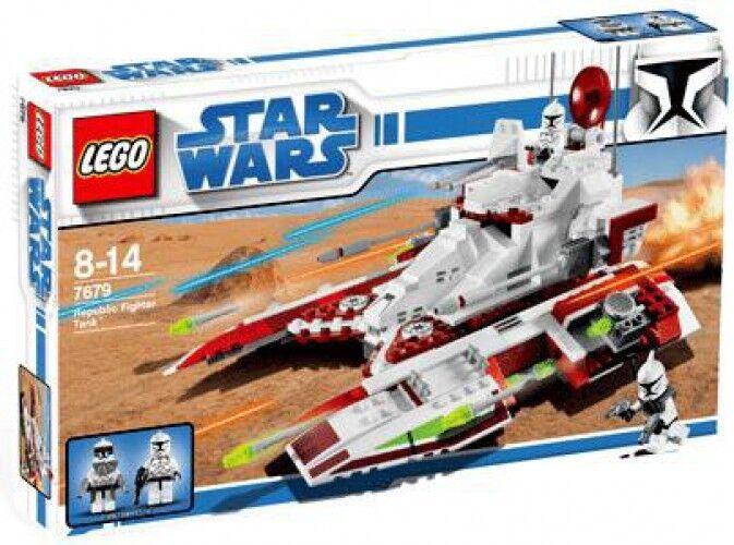 LEGO  estrella guerras The Clone guerras Republic combatiente Tank Exclusive Set  7679  wholesape economico