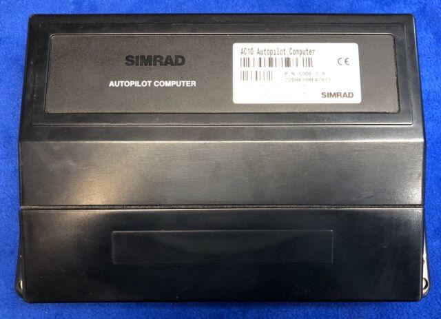 Simrad AC10 Autopilot Computer Junction Unit For AP25/AP26/AP27/AP16 Systems