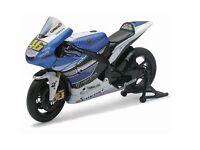 Ray 1:12 Valentino Rossi 46 Yamaha Toy Model Moto Gp Motorcycle