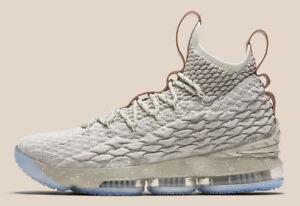 a3c299d0e3955 2017 Nike LeBron 15 XV Ghost String Tan Size 13. 897648-200.