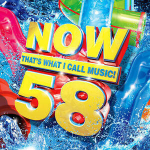Various-Artists-Now-58-That-039-s-What-I-Call-Music-New-CD