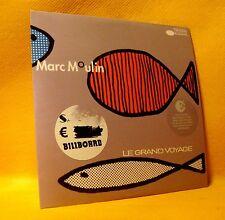 Cardsleeve single CD Marc Moulin Le Grand Voyage 3TR 2006 Acid Jazz, Deep House