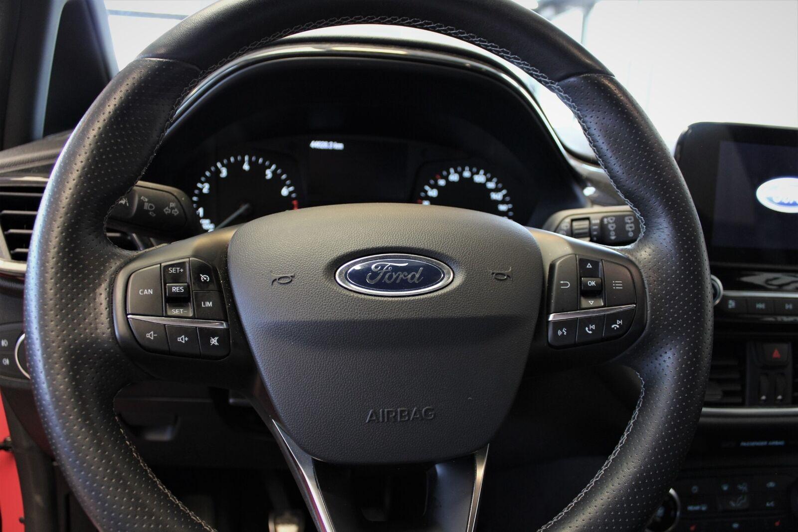 Ford Fiesta 1,0 EcoBoost ST-Line - billede 8