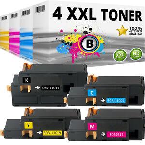 4-xxl-Cartouche-de-toner-Compatible-pour-Epson-Aculaser-c1700-c1750n-cx17nf-cx17wf-set