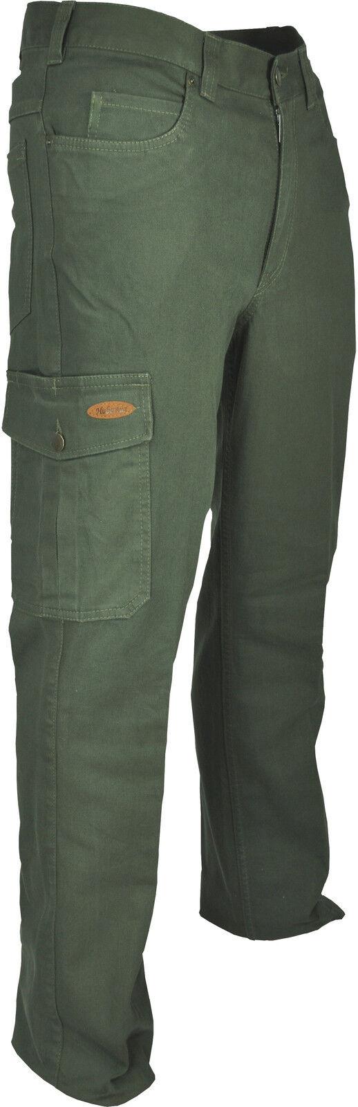Jeans tiempo libre pantalones caza pantalones 5 Pocket Stretch Bolsa pierna Hubertus