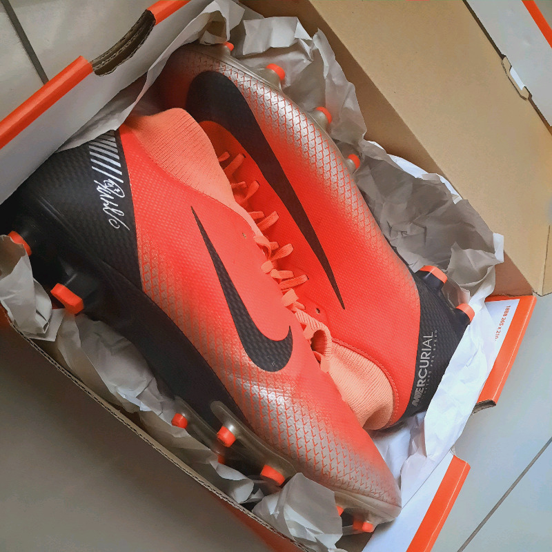 CR7 Nike Mercurial Superfly Soccer Boots