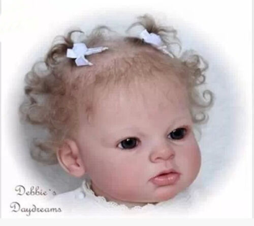 Supplies Arrianna Doll Kit for 28/'/' Reborn Dolls Lifelike Silicone Vinyl Toddler