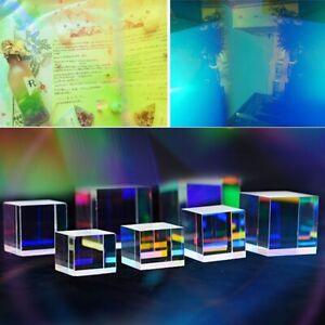 5-10-15-18-20-25mm-Cube-Cross-Dichroic-X-Cube-Prism-RGB-Combiner-Splitter-Prism