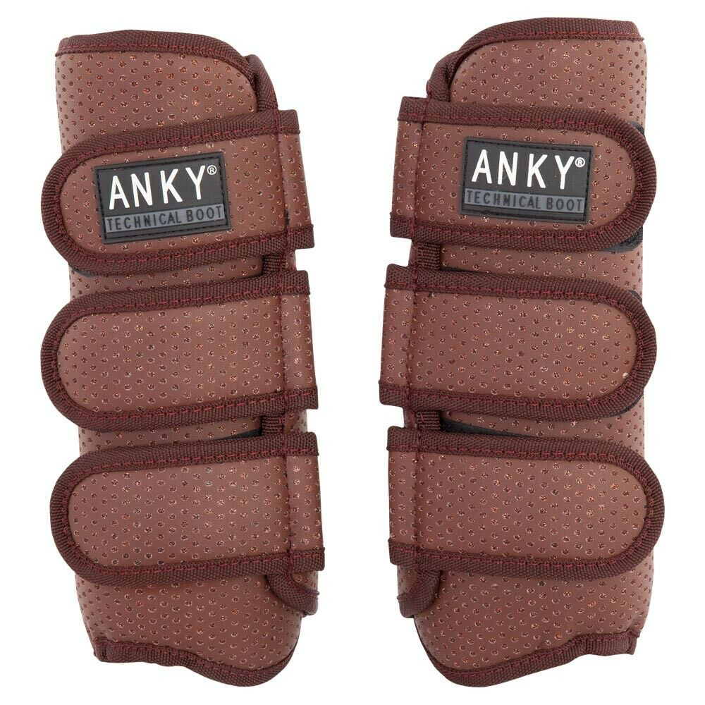Anky Climatrole Exercise Stiefel -Saddle braun - M