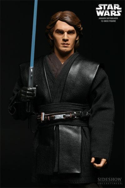 descuento de ventas Estrella Wars Anakin Skywalker Jedi Knight      Sexta Escala Figura  Sideshow  MIB  promocionales de incentivo