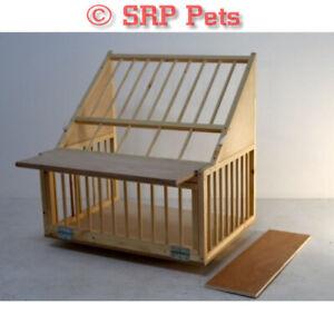 SRP PETS® Sputnik, x4 Racing Pigeon Lofts, Fast & Free UK Delivery