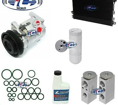 A//C Compressor Kit Fits Dodge Caravan Town /& Country Voyager OEM 10S20H 77374
