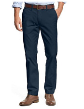 tommy hilfiger men's tailored fit chino pants