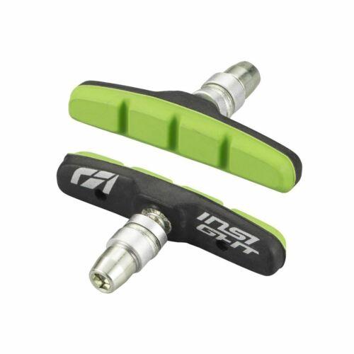INSIGHT BRAKE PADS 70mm pink//green//red//blue//black
