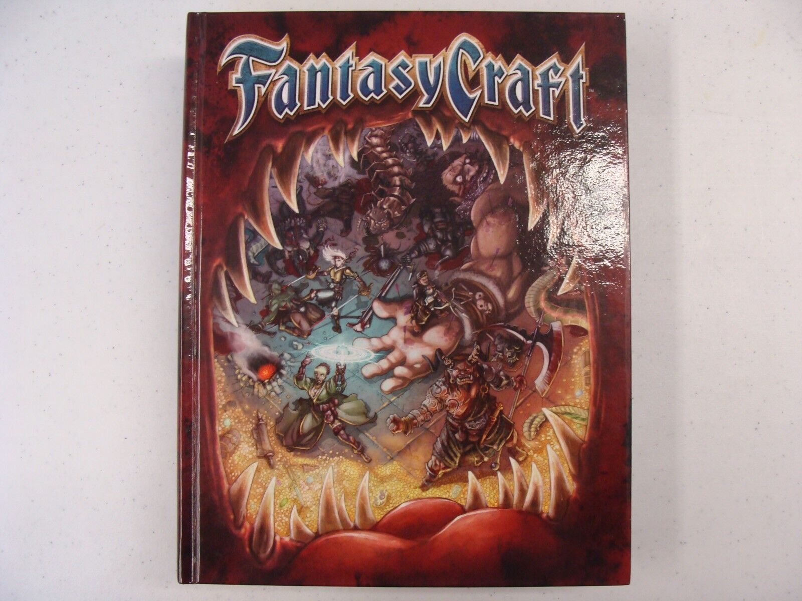 Fantasy Craft  Core Rulebook  Hard Cover  Crafty  Master Craft