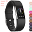 For-Fitbit-Charge-2-TPU-Replacement-Accessory-Wristband-Wrist-Strap-Watch-Bands thumbnail 80