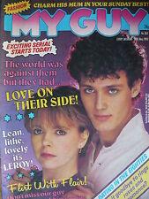 MY GUY MAGAZINE 28/5/83 - KIDS FROM FAME (LEROY)