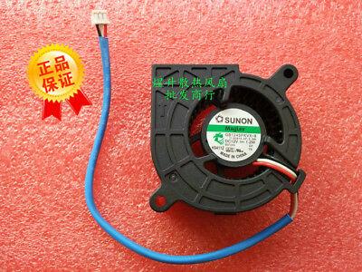 New Optoma PROJECTOR FAN SUNON GB1245PKV1-8AY 11.F.X.GN 45*45*25mm 12V 0.5W