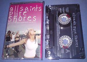 ALL-SAINTS-PURE-SHORES-cassette-tape-single