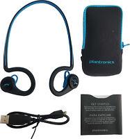 Plantronics BackBeat Fit Stereo Bluetooth Wireless Waterproof Headphones - Blue