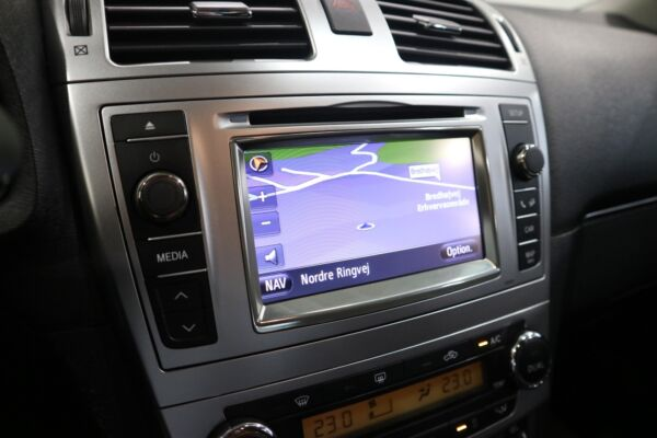 Toyota Avensis 2,0 D-4D T2 Premium - billede 5