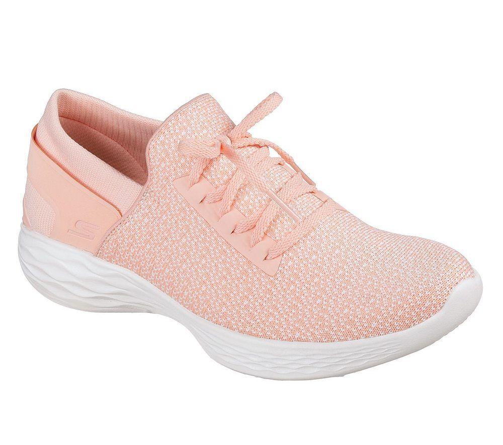 NUOVO Skechers Da Donna Sneakers sport Scarpe da ginnastica Walking sport Sneakers you-Inspire ARANCIONE def6a0