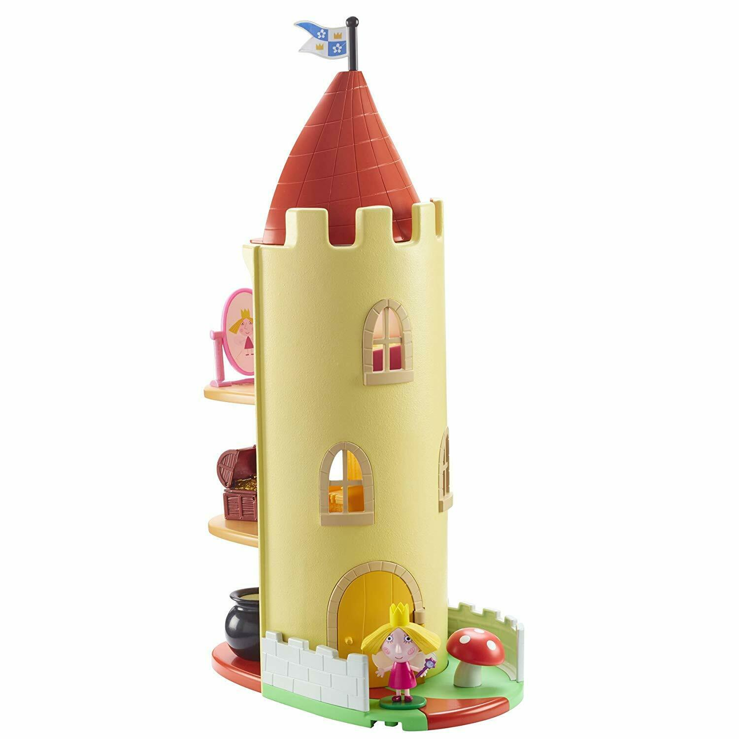 Ben + + + Holly Thistle Castle Playset Kid Play Toy Fun Accessories Princess Holly 0aa427