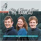 Jean-Philippe Rameau - J. Ph. Rameau: Pièces de Clavecin en Concerts (2002)