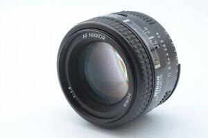 Excellent-Condition-Nikon-AF-NIKKOR-50mm-F1-4-Lens-from-Japan