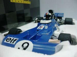 Wow extrêmement rare Tyrrell 003 # 09 Cevert Vainqueur USA 1971 97021 1:18 Exoto