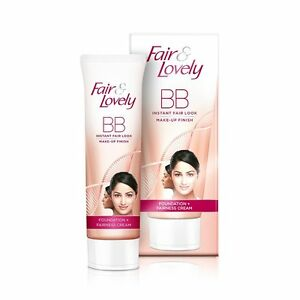 New-Fair-And-Lovely-BB-Cream-Foundation-Fairness-with-Make-Up-Finish-9g-18g-40g