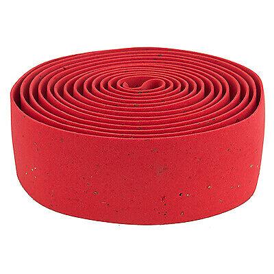 ORIGIN8 SOFTAC PERF Bar Tape Black//Red