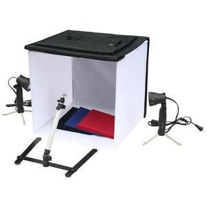 Fotostudio-Set-mit-Fotobox-40cm-Lampen-Stativ