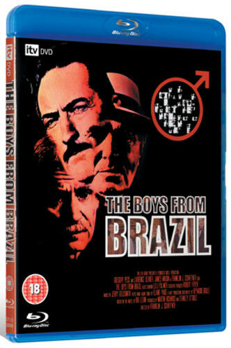The Boys from Brazil DVD (2008) Gregory Peck ***NEW***
