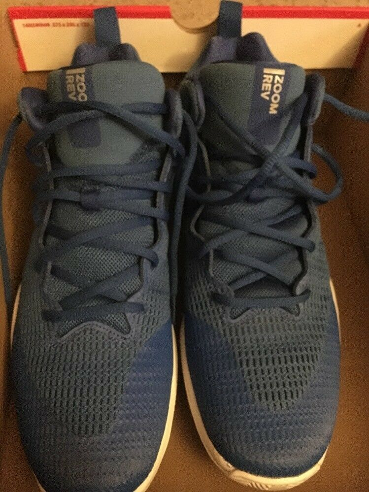 NIKE Zoom Rev TB Mens Size 12-Used Once.