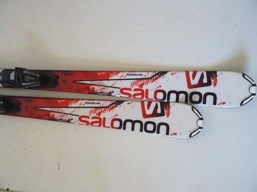 Ski Salomon mit Salomon Bindung, Bindung, Bindung, (Z-Wert-10,0) 168 cm (EE097) guter Zustand e8aa86