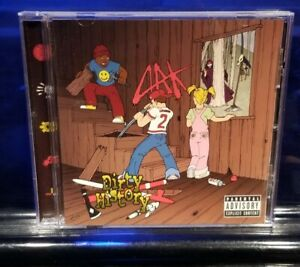 Anybody Killa - Dirty History CD insane clown posse twiztid tech n9ne esham ABK