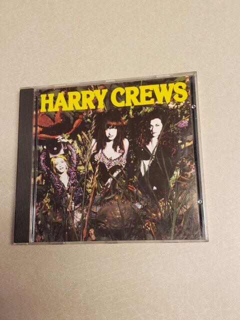 Harry Crews - Naked In Garden Hills (1990, CD) - Discogs