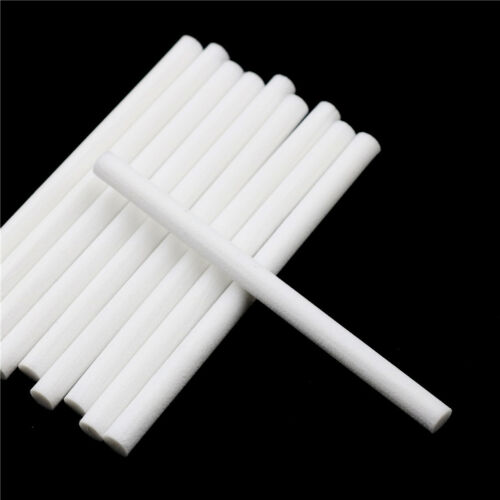 10x Replacement Filters For USB Water Bottle Caps Diffuser Aroma Air HumidifierH