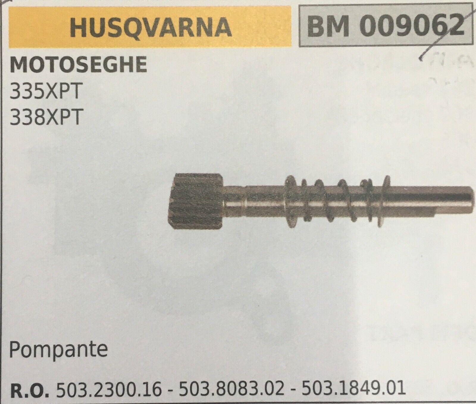 Bomba de Aceite Brumar BM009062 Husqvarna